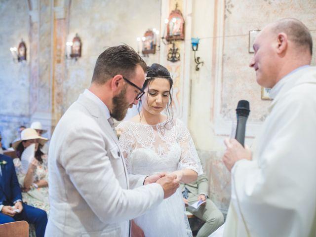 Il matrimonio di Roberto e Elisa a Moneglia, Genova 23
