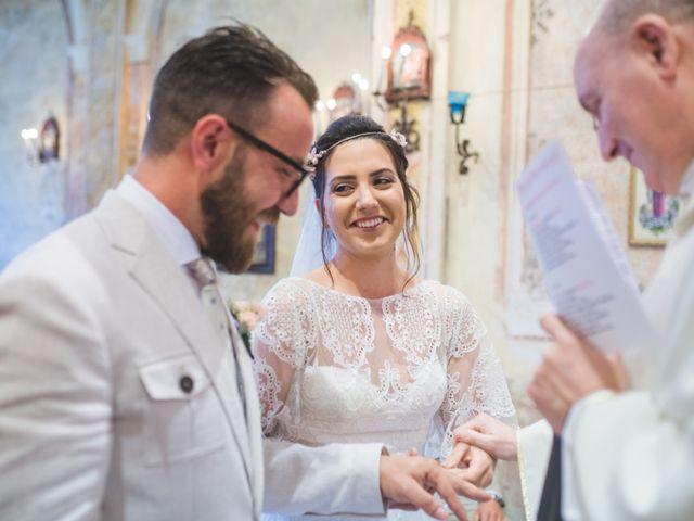 Il matrimonio di Roberto e Elisa a Moneglia, Genova 25