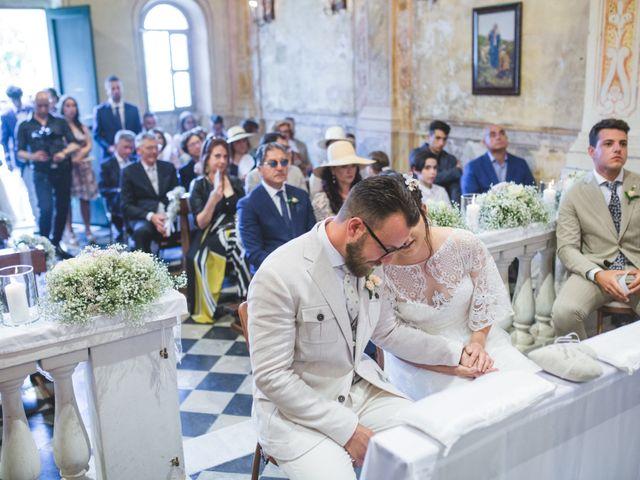 Il matrimonio di Roberto e Elisa a Moneglia, Genova 26