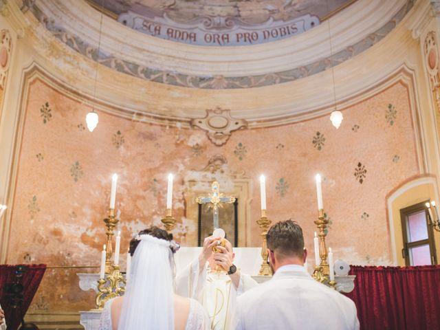 Il matrimonio di Roberto e Elisa a Moneglia, Genova 27