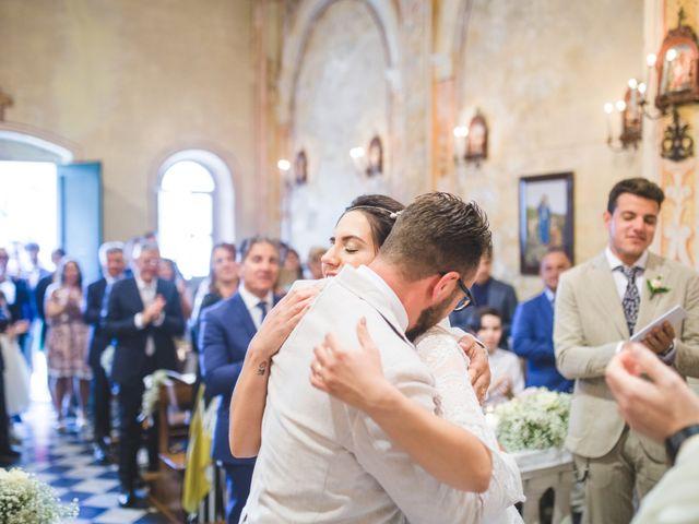 Il matrimonio di Roberto e Elisa a Moneglia, Genova 28