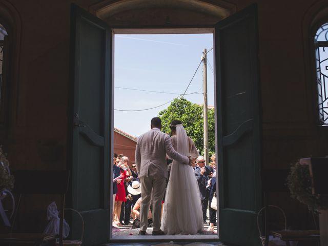 Il matrimonio di Roberto e Elisa a Moneglia, Genova 30