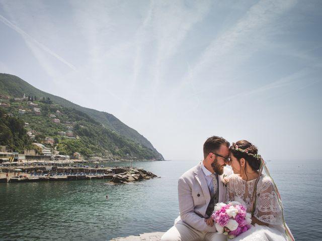 Il matrimonio di Roberto e Elisa a Moneglia, Genova 32