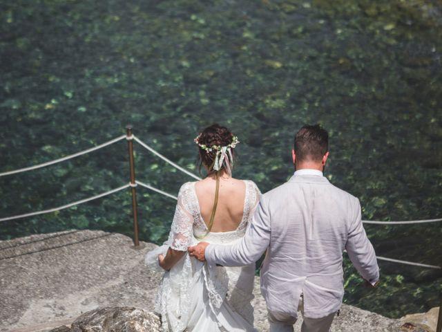 Il matrimonio di Roberto e Elisa a Moneglia, Genova 33