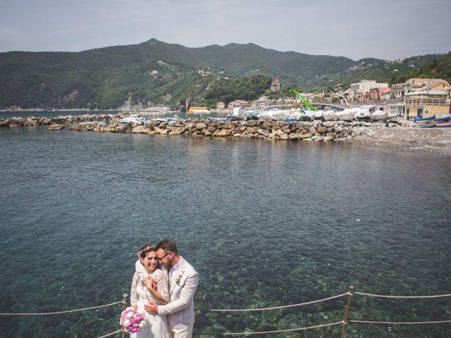 Il matrimonio di Roberto e Elisa a Moneglia, Genova 34
