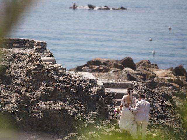 Il matrimonio di Roberto e Elisa a Moneglia, Genova 35