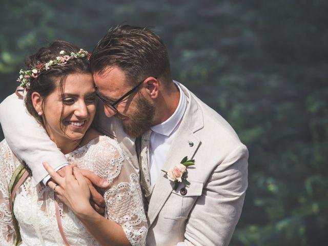 Il matrimonio di Roberto e Elisa a Moneglia, Genova 37