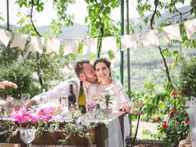 Il matrimonio di Roberto e Elisa a Moneglia, Genova 42