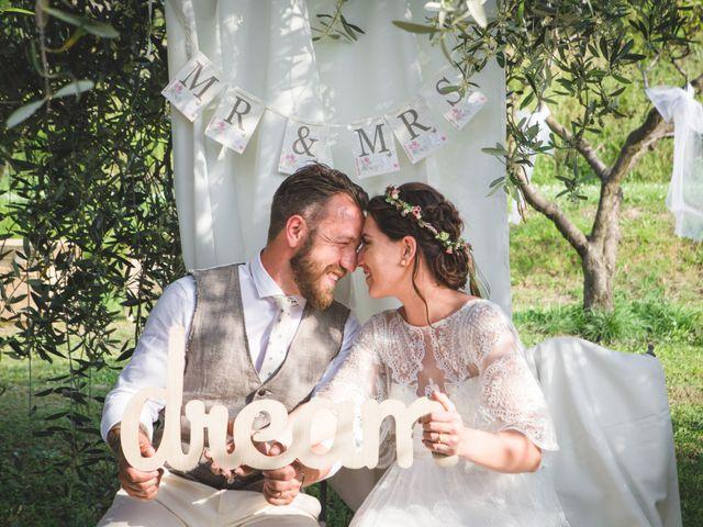 Il matrimonio di Roberto e Elisa a Moneglia, Genova 44