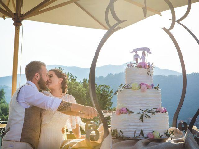 Il matrimonio di Roberto e Elisa a Moneglia, Genova 45