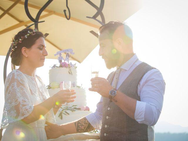 Il matrimonio di Roberto e Elisa a Moneglia, Genova 49