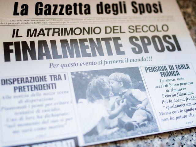 Il matrimonio di Marco e Majla a Lecco, Lecco 4