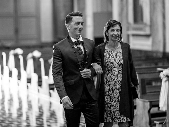 Il matrimonio di Marco e Majla a Lecco, Lecco 11