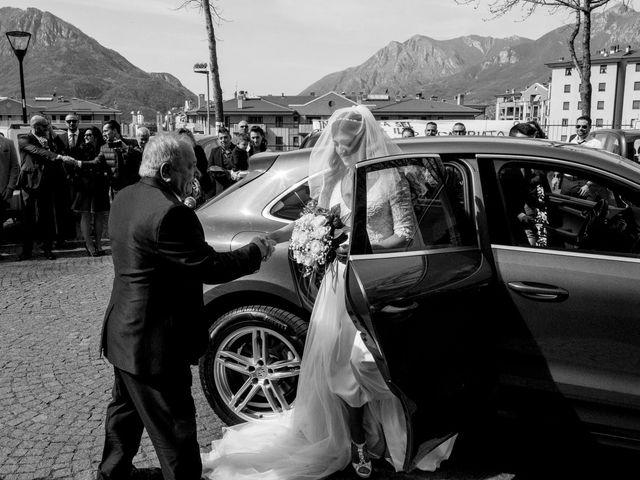 Il matrimonio di Marco e Majla a Lecco, Lecco 12