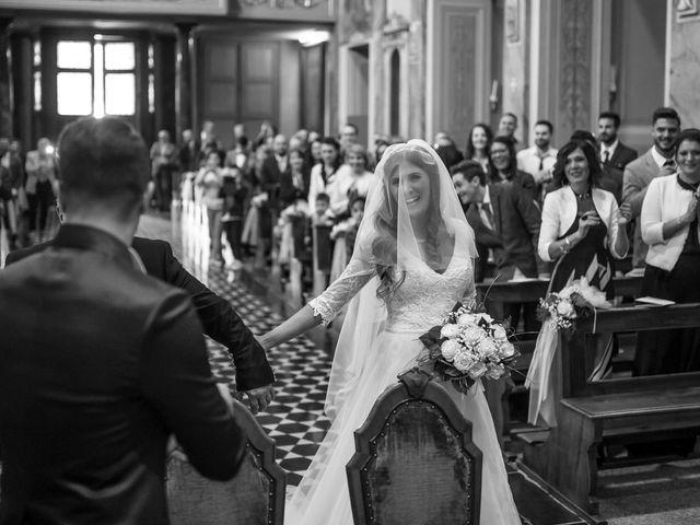 Il matrimonio di Marco e Majla a Lecco, Lecco 13