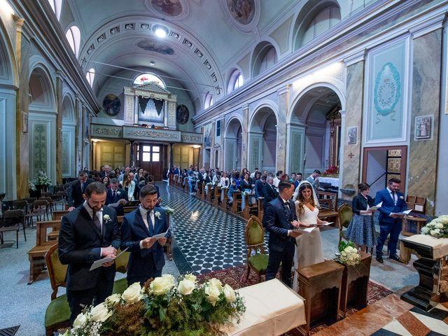 Il matrimonio di Marco e Majla a Lecco, Lecco 14