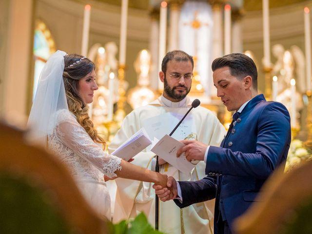 Il matrimonio di Marco e Majla a Lecco, Lecco 16