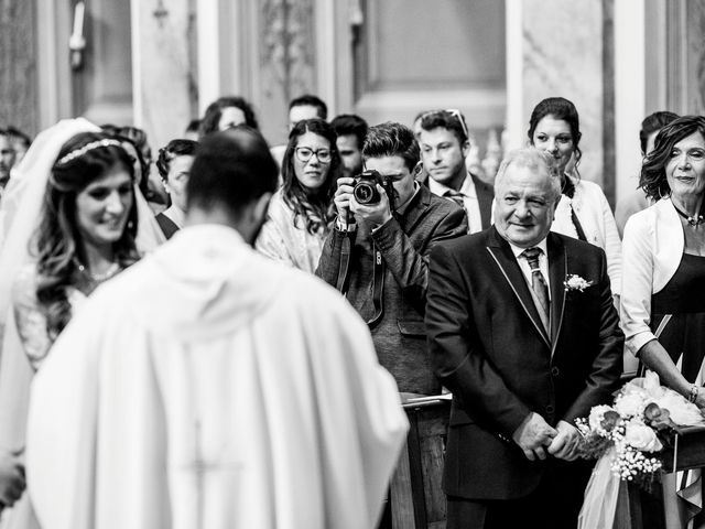 Il matrimonio di Marco e Majla a Lecco, Lecco 21