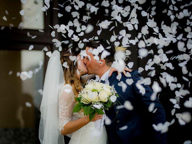 Il matrimonio di Marco e Majla a Lecco, Lecco 29