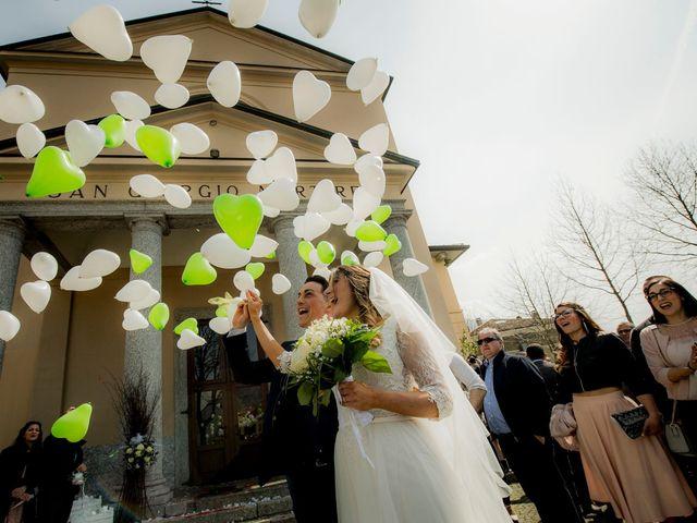 Il matrimonio di Marco e Majla a Lecco, Lecco 30