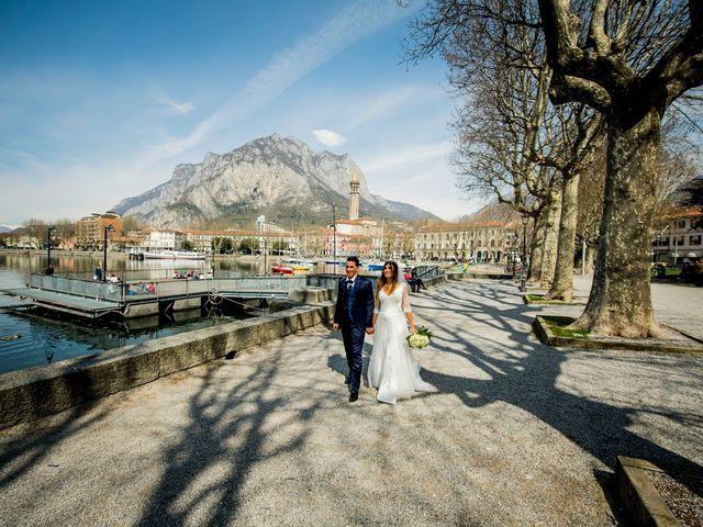 Il matrimonio di Marco e Majla a Lecco, Lecco 31
