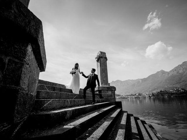 Il matrimonio di Marco e Majla a Lecco, Lecco 1