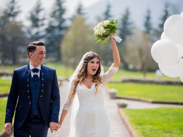 Il matrimonio di Marco e Majla a Lecco, Lecco 32