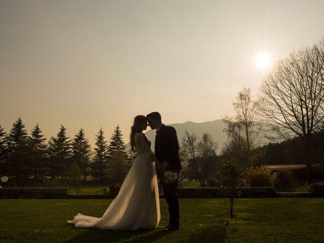 Il matrimonio di Marco e Majla a Lecco, Lecco 47
