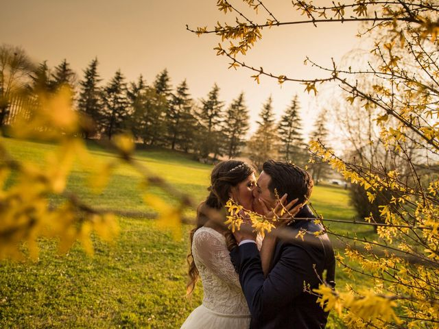 Il matrimonio di Marco e Majla a Lecco, Lecco 49