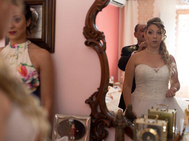 Il matrimonio di Claudio  e Isabella  a Riposto, Catania 2