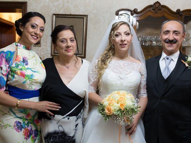 Il matrimonio di Claudio  e Isabella  a Riposto, Catania 3