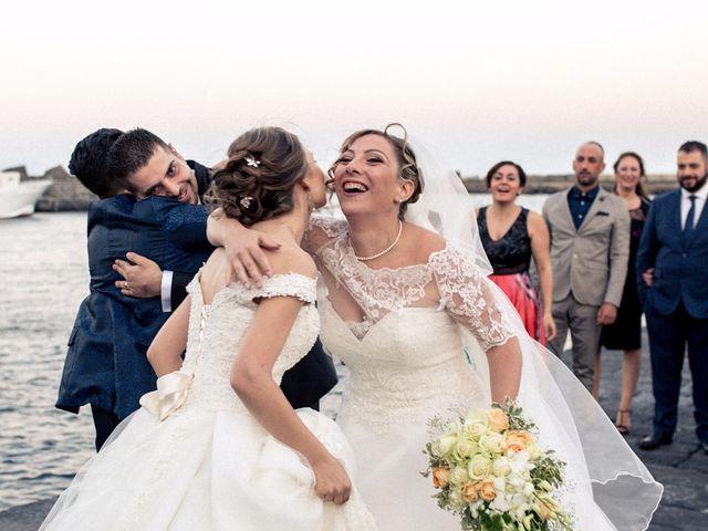 Il matrimonio di Claudio  e Isabella  a Riposto, Catania 6