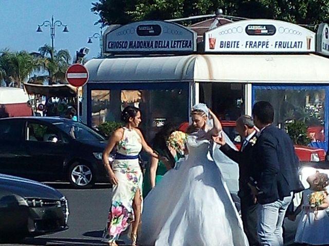 Il matrimonio di Claudio  e Isabella  a Riposto, Catania 8