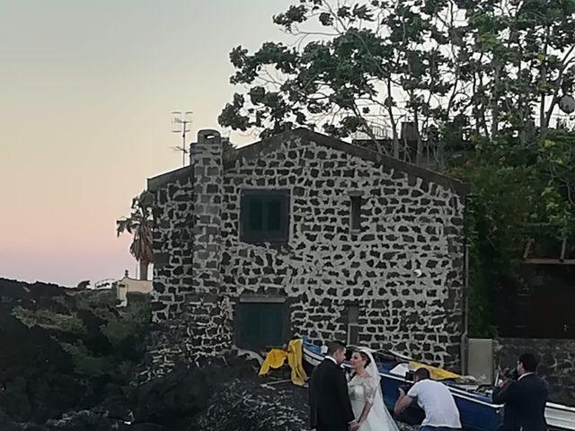 Il matrimonio di Claudio  e Isabella  a Riposto, Catania 15