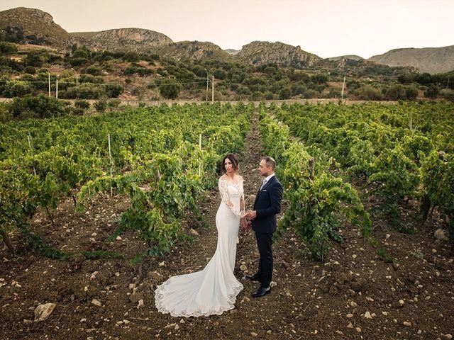 Il matrimonio di Savio e Josè a Alcamo, Trapani 42