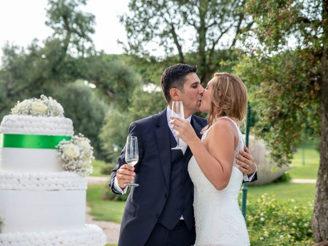 Il matrimonio di Eugenio e Valentina a Priverno, Latina 3