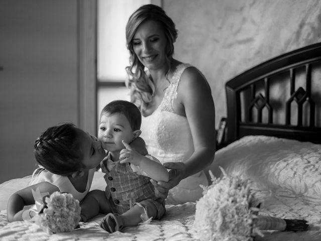 Il matrimonio di Eugenio e Valentina a Priverno, Latina 4