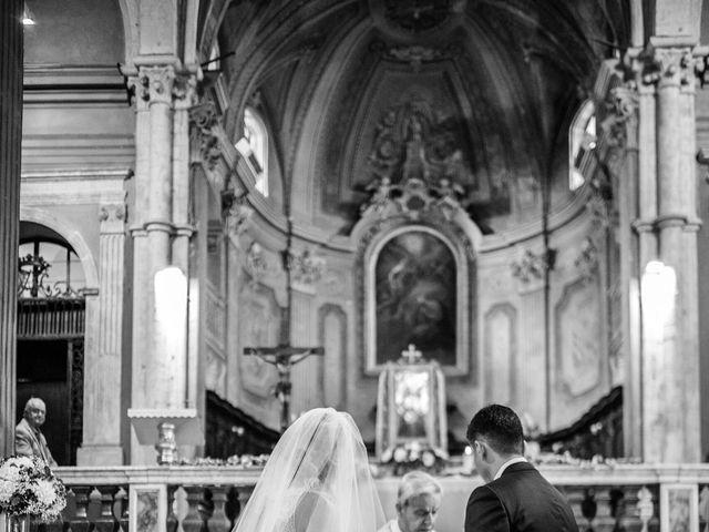 Il matrimonio di Eugenio e Valentina a Priverno, Latina 5