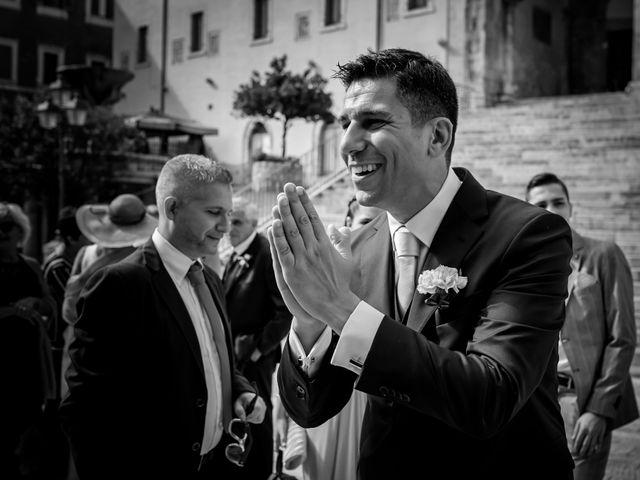 Il matrimonio di Eugenio e Valentina a Priverno, Latina 6