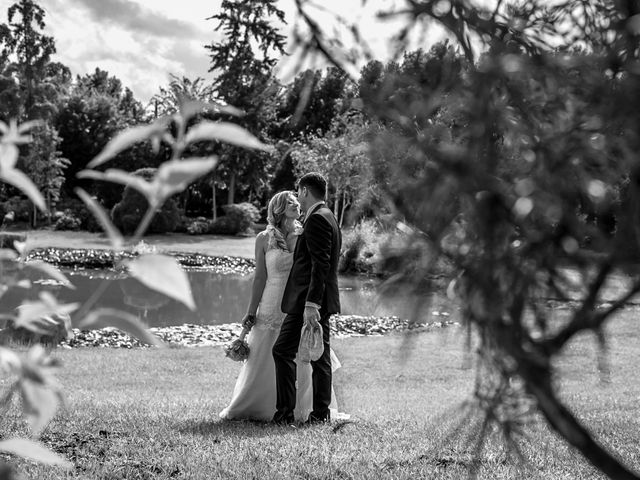 Il matrimonio di Eugenio e Valentina a Priverno, Latina 7