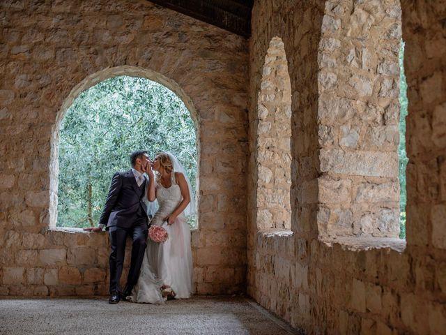 Il matrimonio di Eugenio e Valentina a Priverno, Latina 9