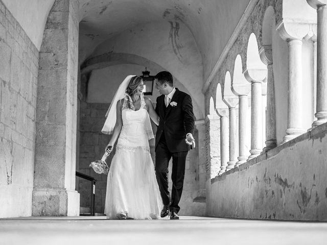 Il matrimonio di Eugenio e Valentina a Priverno, Latina 1