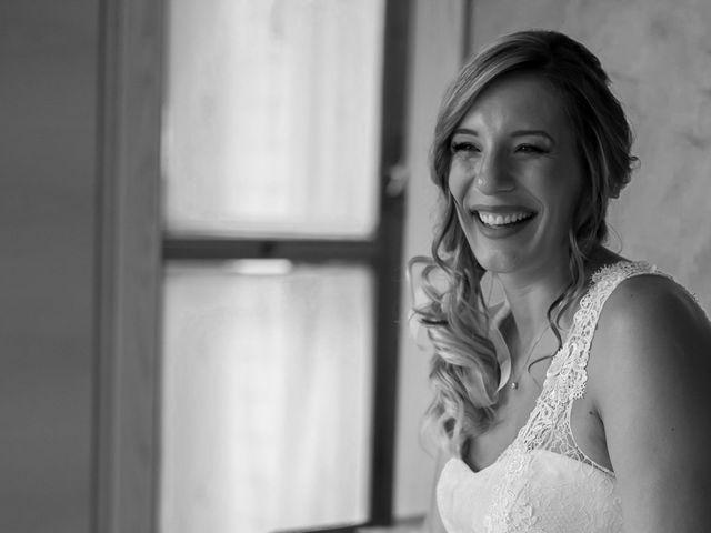 Il matrimonio di Eugenio e Valentina a Priverno, Latina 11