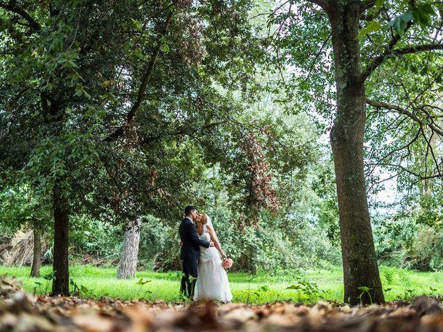 Il matrimonio di Eugenio e Valentina a Priverno, Latina 13