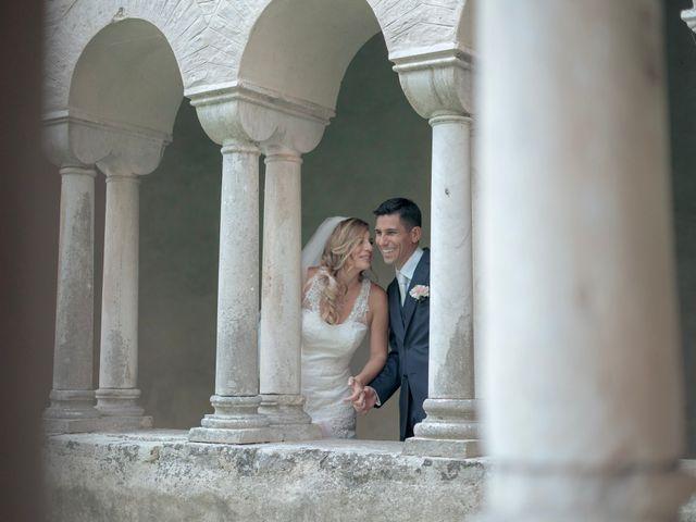 Il matrimonio di Eugenio e Valentina a Priverno, Latina 15