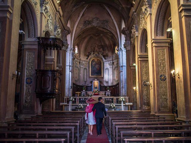 Il matrimonio di Eugenio e Valentina a Priverno, Latina 16