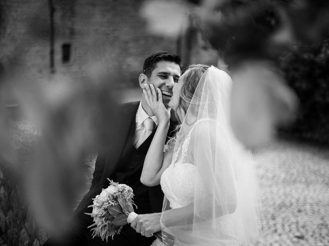 Il matrimonio di Eugenio e Valentina a Priverno, Latina 22