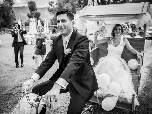 Il matrimonio di Eugenio e Valentina a Priverno, Latina 28