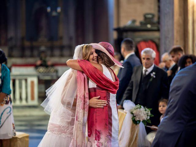 Il matrimonio di Eugenio e Valentina a Priverno, Latina 30