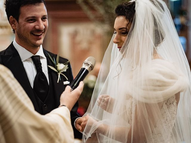 Il matrimonio di Luca e Greta a Crema, Cremona 7